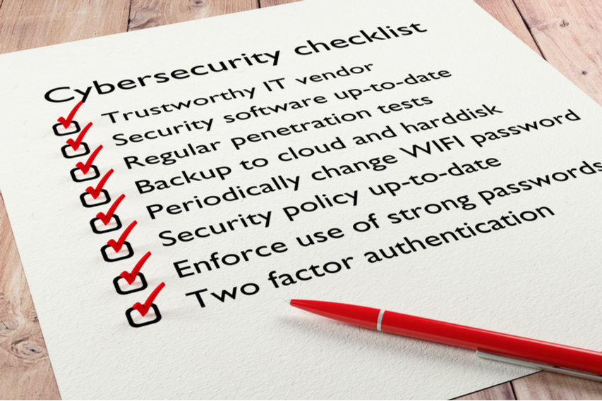 Cyber Security Essentials Checklist